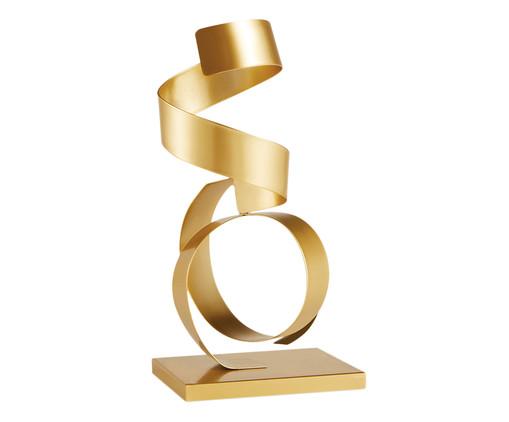 Adorno Round - Dourado, Dourado   WestwingNow