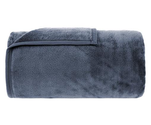 Cobertor Aspen - Azul, Azul | WestwingNow