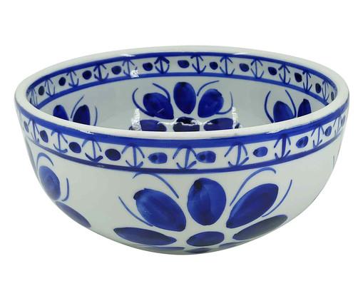 Tigela em Porcelana Colonial - Azul, Azul | WestwingNow