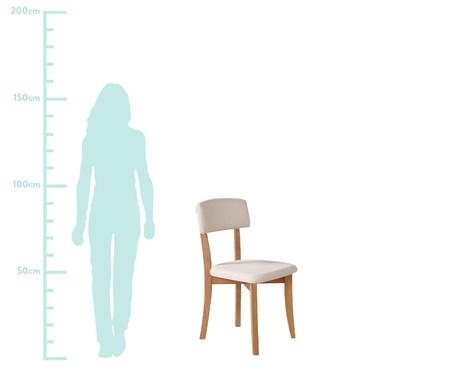Cadeira Garopaba Amos - Natural   WestwingNow
