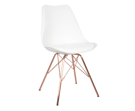 Cadeira Lara - Branco   WestwingNow