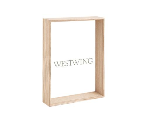 Porta-Retrato Ruthie - Natural, Natural | WestwingNow