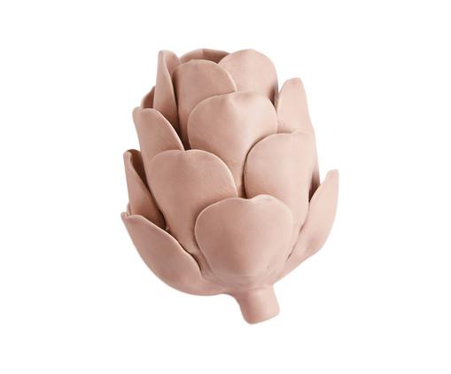 Adorno Pinha em Cerâmica - Rosa, Rosa | WestwingNow