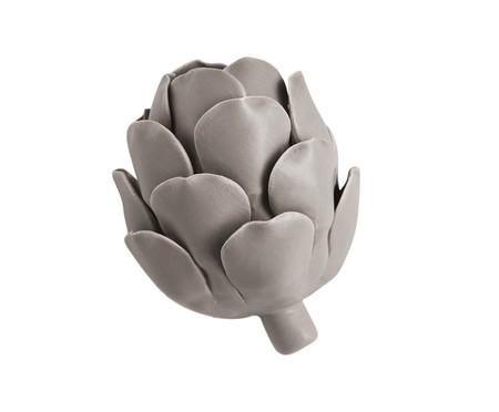Adorno Pinha em Cerâmica - Cinza | WestwingNow