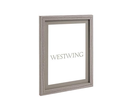 Porta-Retrato Sheri - Cinza, Cinza | WestwingNow