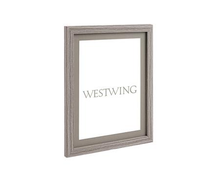 Porta-Retrato Sheri - Cinza | WestwingNow