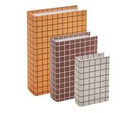 Jogo de Book Boxes Antonelli - Colorido | WestwingNow