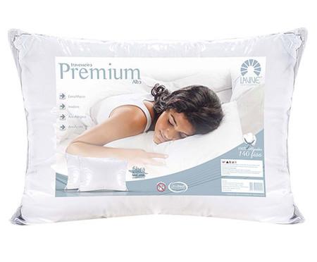 Travesseiro Premium Extra Firme Branco - 140 Fios | WestwingNow