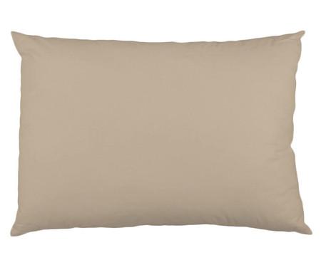 Travesseiro Visco Basic Alto - Palha | WestwingNow