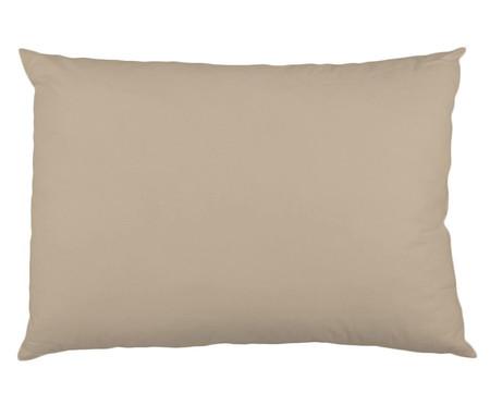 Travesseiro Visco Basic Médio - Palha | WestwingNow