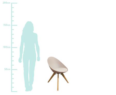 Cadeira Elen - Off White   WestwingNow