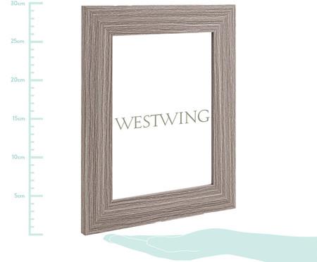 Porta-Retrato Angelita - Cinza | WestwingNow