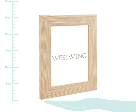 Porta-Retrato Angelita - Natural | WestwingNow