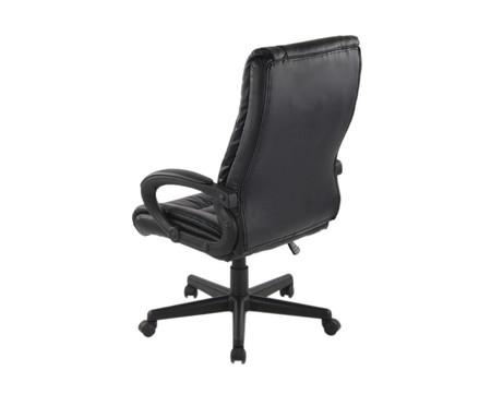 Cadeira Office Baza Americana - Preto | WestwingNow