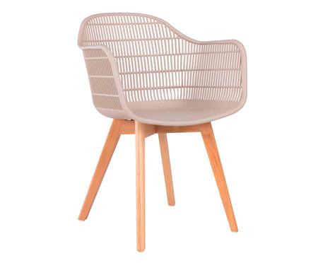 Cadeira Agnes com Braço - Rose   WestwingNow