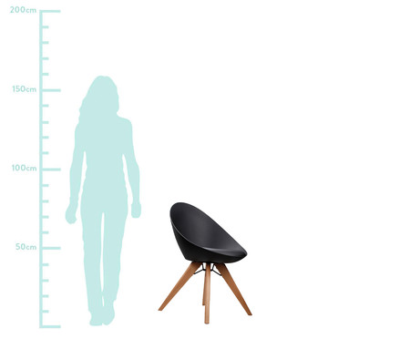 Cadeira Elen - Preto   WestwingNow