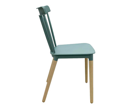 Cadeira Janaina - Verde Menta | WestwingNow