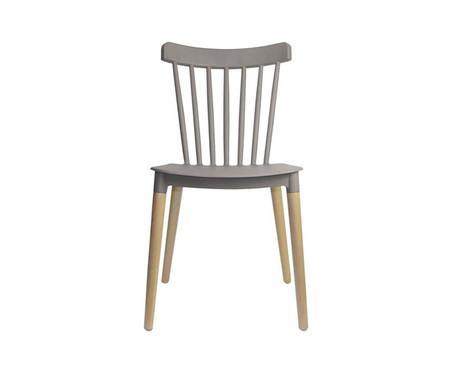 Cadeira Janaina - Cinza Escuro | WestwingNow