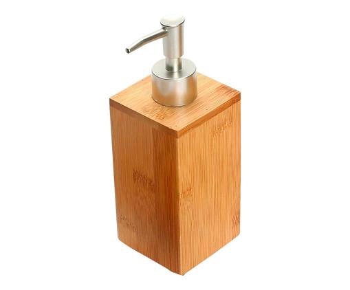 Dispenser para Sabonete Líquido Bambu Lucy, Natural | WestwingNow