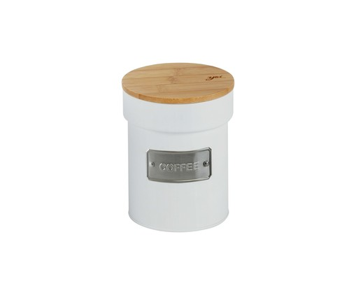 Porta-Condimentos Megan - Branco, Branco | WestwingNow