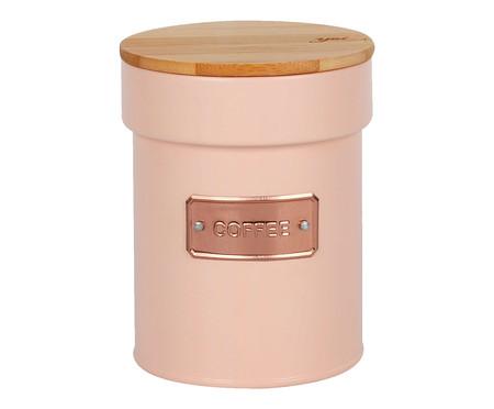 Porta-Condimentos Coffee - Rosé   WestwingNow