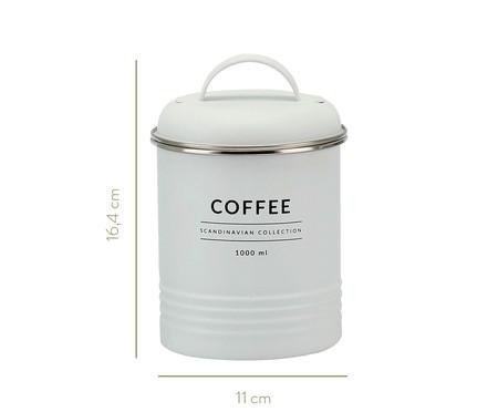 Porta-Condimentos Phoebe - Branco | WestwingNow