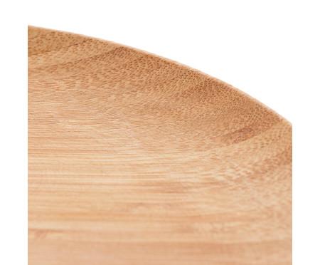 Prato Raso em Bambu Serena - Natural | WestwingNow