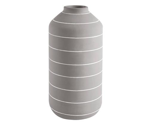 Vaso em Cimento Freida II - Cinza, Cinza | WestwingNow