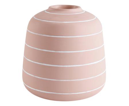 Vaso em Cimento Miranda II - Rosa | WestwingNow