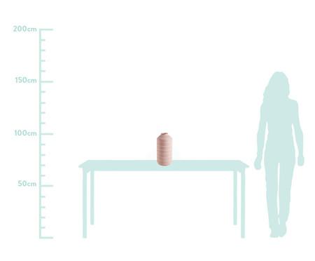 Vaso em Cimento Miranda - Rosa | WestwingNow