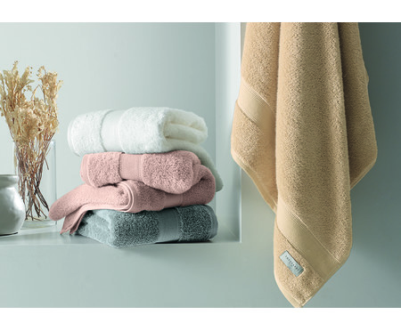 Toalha de Banho Elegance - Ardósia | WestwingNow