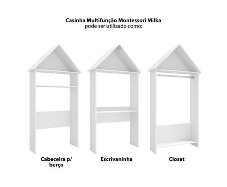 Casinha Montessoriana Milka - Branca | WestwingNow