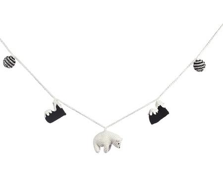 Cordão Crochê Ursos - Preto   WestwingNow