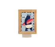Porta Maternidade Surfista  - Azul | WestwingNow