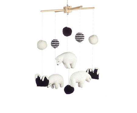 Móbile Ursos - Preto   WestwingNow