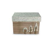 Caixa Floresta ll - Verde | WestwingNow