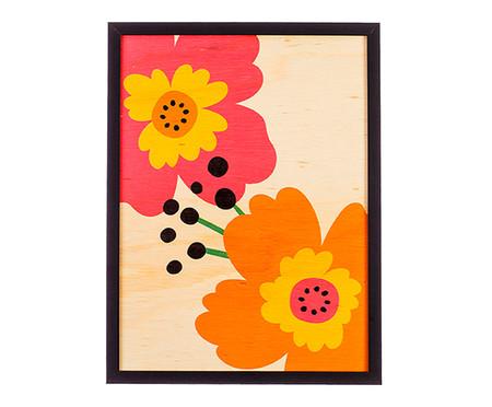 Quadro Flowers Cynthia | WestwingNow