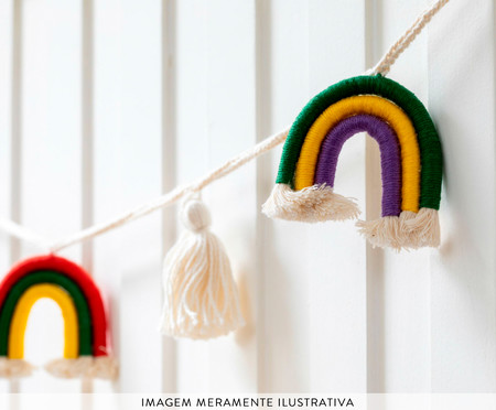 Cordão Crochê Lesa | WestwingNow