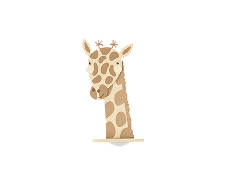 Enfeite Prateleira Girafa - Bege | WestwingNow