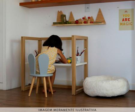 Mesa Infantil Fun - Carvalho | WestwingNow