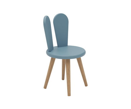 Cadeira Infantil Lina - Azul   WestwingNow