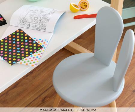Cadeira Infantil Lina - Cinza | WestwingNow