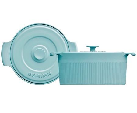 Cocotte em Porcelana Gerdanne - Azul   WestwingNow