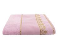 Toalha de Banho Ateliê Rosa Cintilante - 390G/M² | WestwingNow