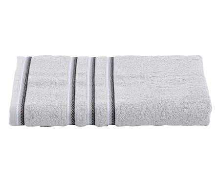 Toalha de Banho Classic Prateada - 440G/M² | WestwingNow
