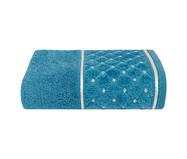 Toalha de Rosto Safira Azul Netuno - 420G/M² | WestwingNow