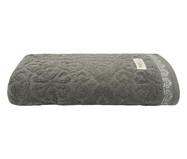 Toalha de Banho Ornato Chumbo - 500G/M² | WestwingNow