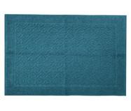 Toalha de Piso Spazio Azul Profundo - 600G/M² | WestwingNow