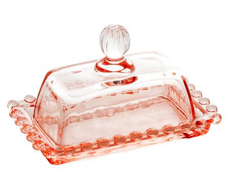Mantegueira em Cristal Pearl - Rosa | WestwingNow