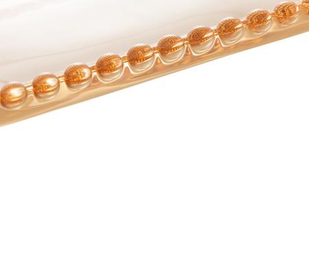 Travessa Oval em Cristal Pearl - Âmbar | WestwingNow